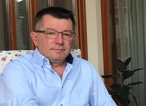 Krizsanyik János - ügyvezető igazgató